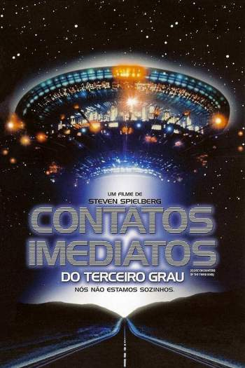 Contatos Imediatos do Terceiro Grau Torrent – BluRay 720p/1080p Dual Áudio