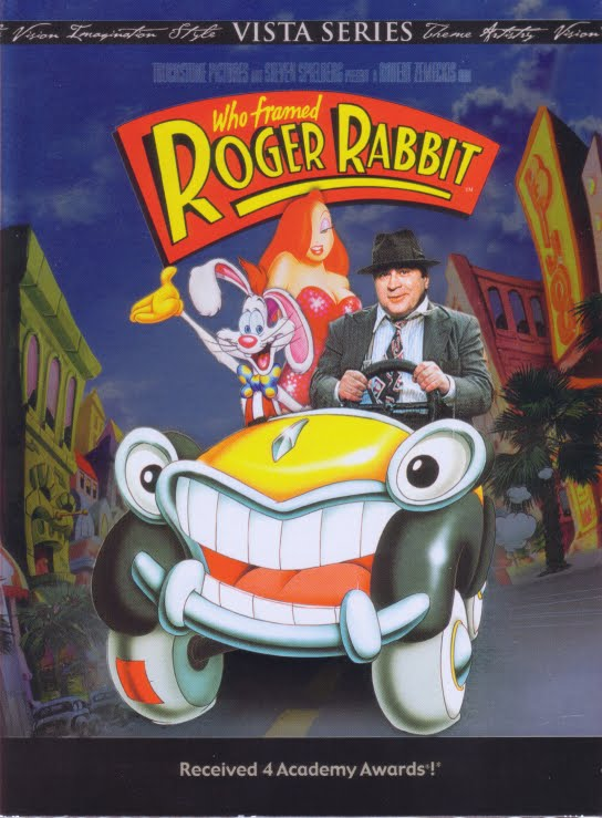 is it time for a roger rabbit blu ray dvd - Who Framed Roger Rabbit Dvd