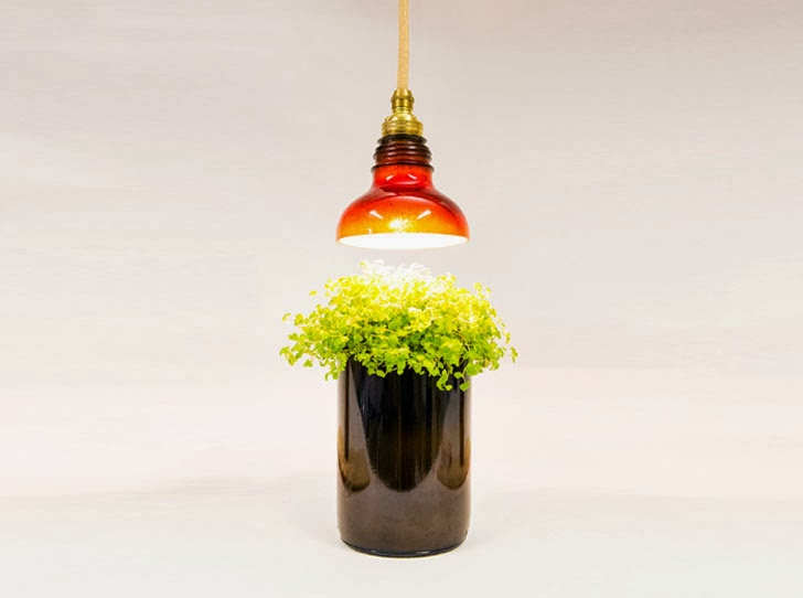 20 ways to reuse old glass bottles for Uses for old glass bottles
