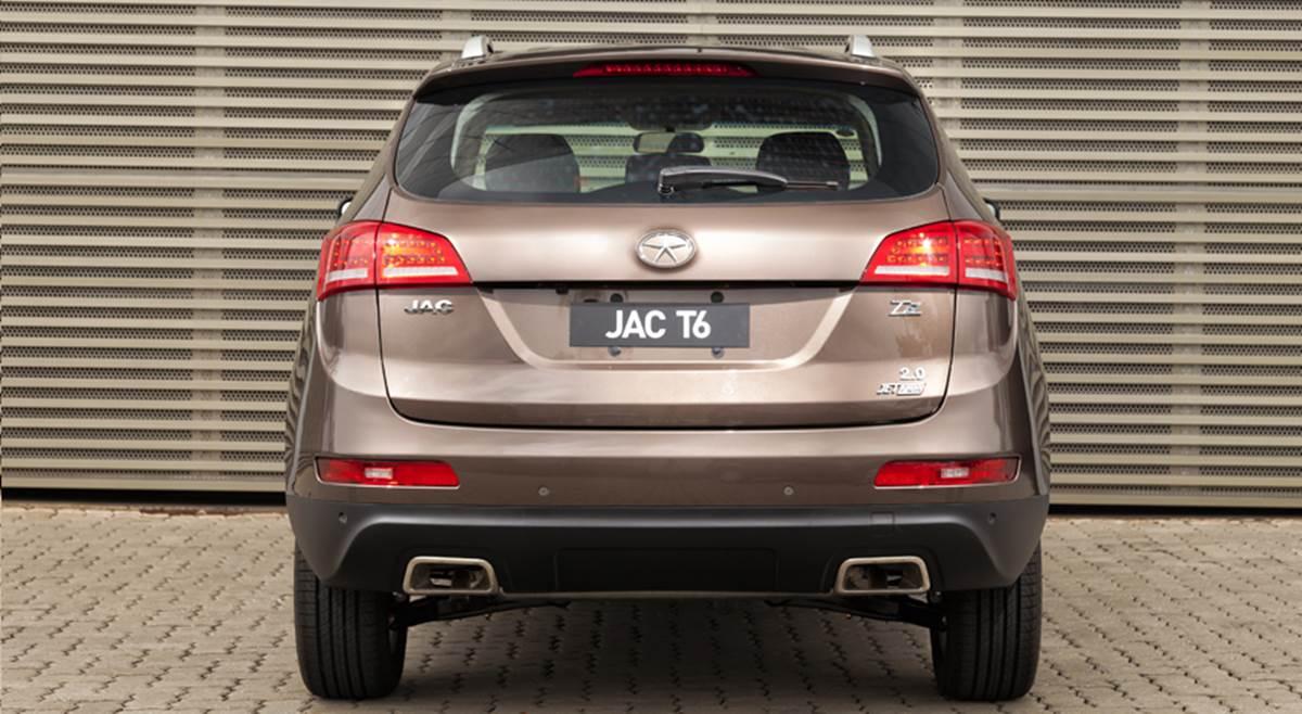 Novo Jac T6