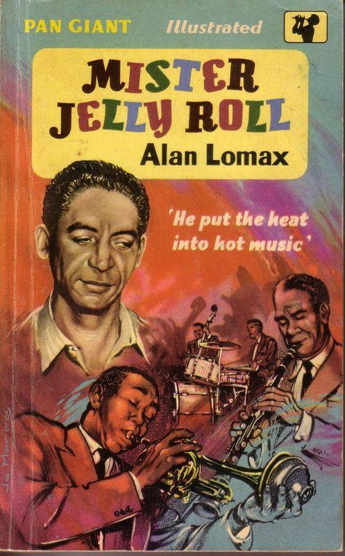 Los Angeles Morgue Files Jazz Musician Jelly Roll Morton