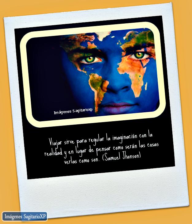 Viajar sirve para regular la imaginación | Serán las cosas, verlas como son