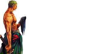 Roronoa Zoro After Two Years One Piece Anime Samurai Sword HD Wallpaper Desktop Background