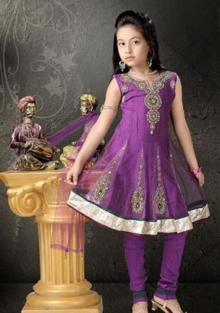 Gorgeous-Kids-Anarkali-Frocks