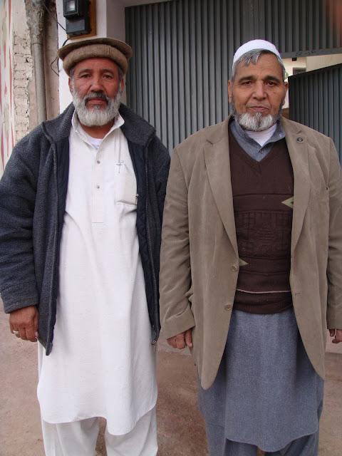 ASMAT ANONO & MASAUD KHAN
