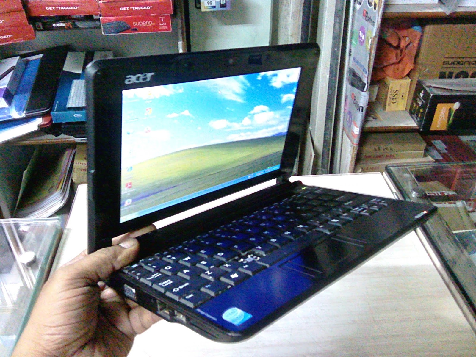 acer aspire one zg5 lan drivers for xp