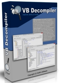 VB Decompiler Pro 9.2 With Keygen