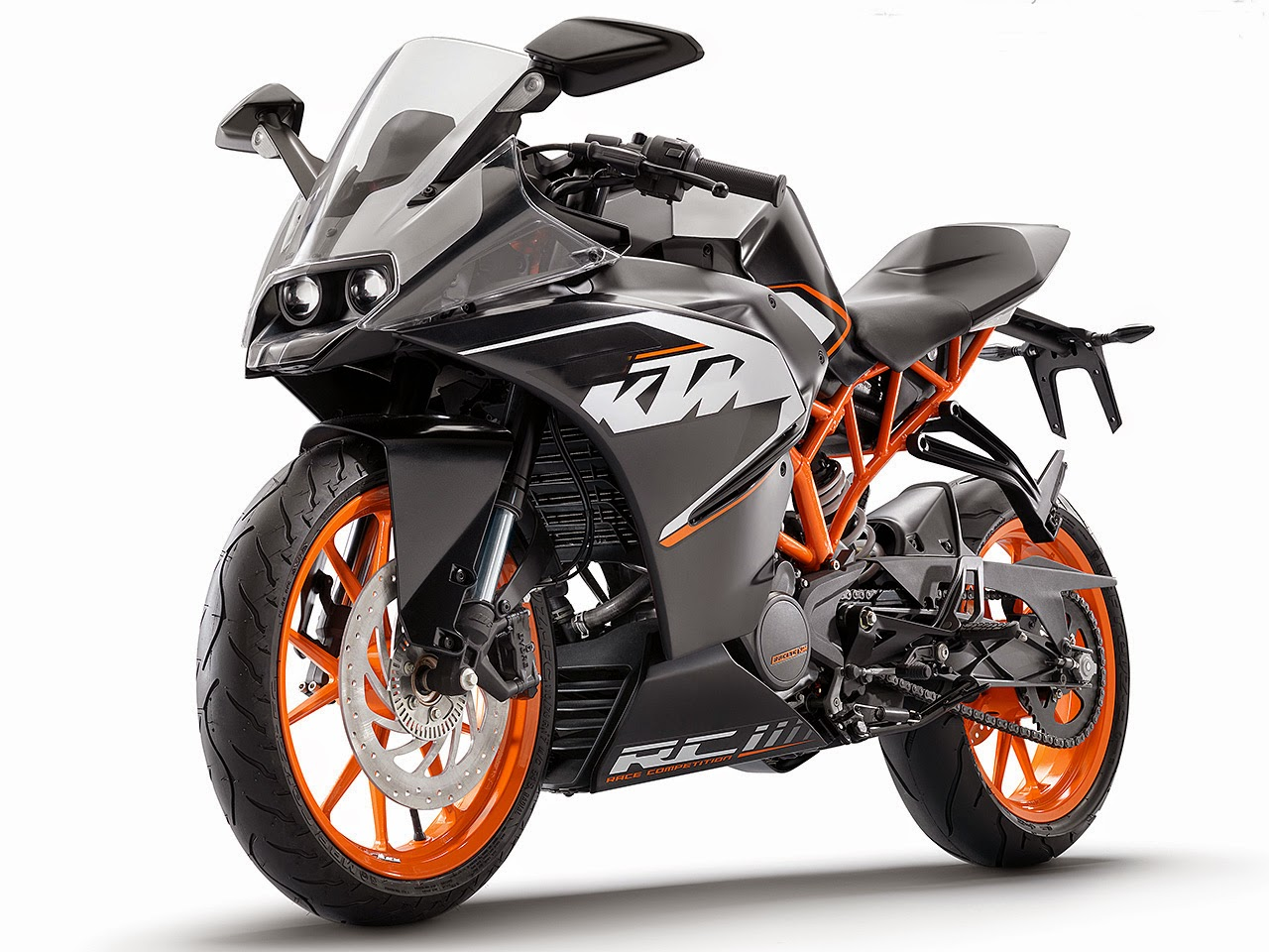 Watch Out KTM RC390 Motorbike Ready To Launch