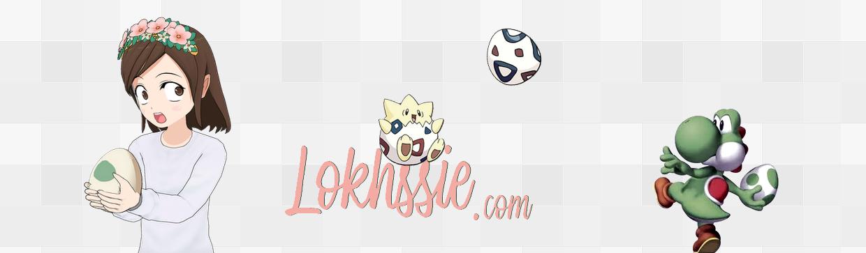Lokhssie - Geekerie & jeux vidéo