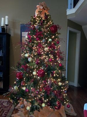 Plug In A Pre Lit Christmas Tree