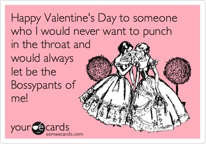For My Secret Valentine