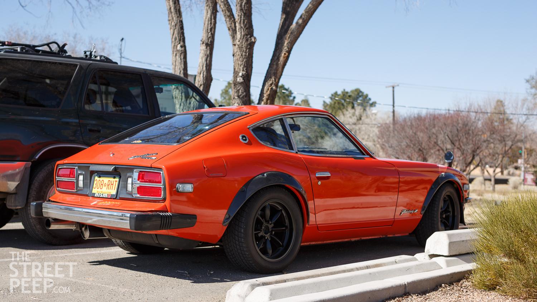 The Street Peep  1978 Nissan 280z