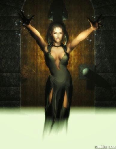La Empusa, mujeres seductoras que seducían a los hombres para después devorarlos.