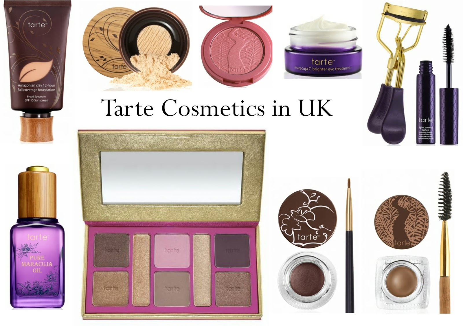 Tarte's easy-to-use, high-performance formulas infuse good-for-your-skin ingredients into each product to deliver radiant results across cosmetics and skincare.