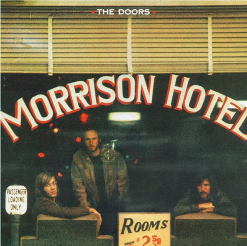 Live! (I see dead people) - THE DOORS
