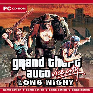 Grand Theft Auto Vice City Long Night