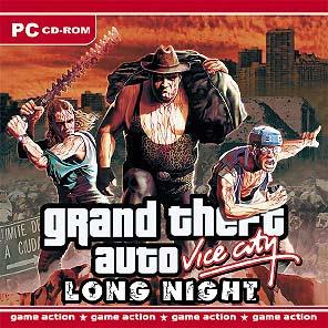 Grand Theft Auto Vice City Long Night
