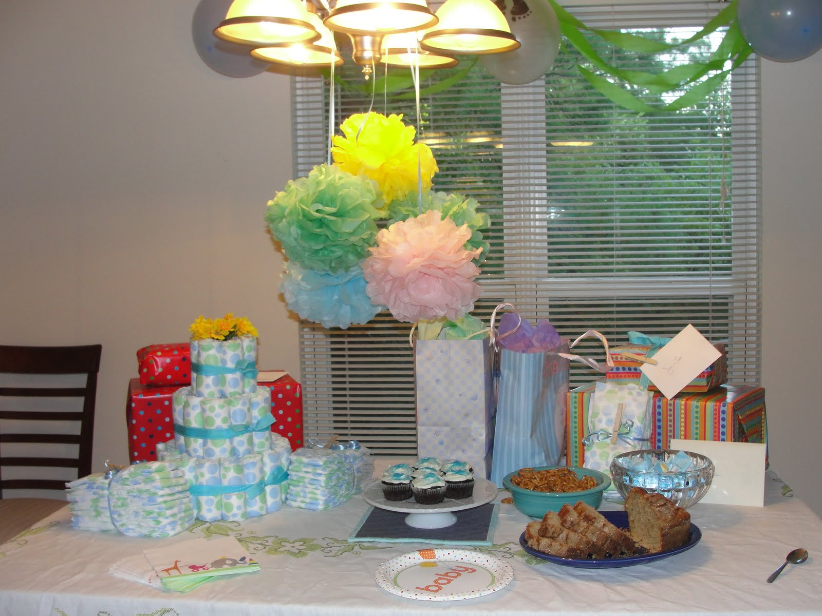 Stitchy Quilt Stuff: Baby Shower and Planter Favors