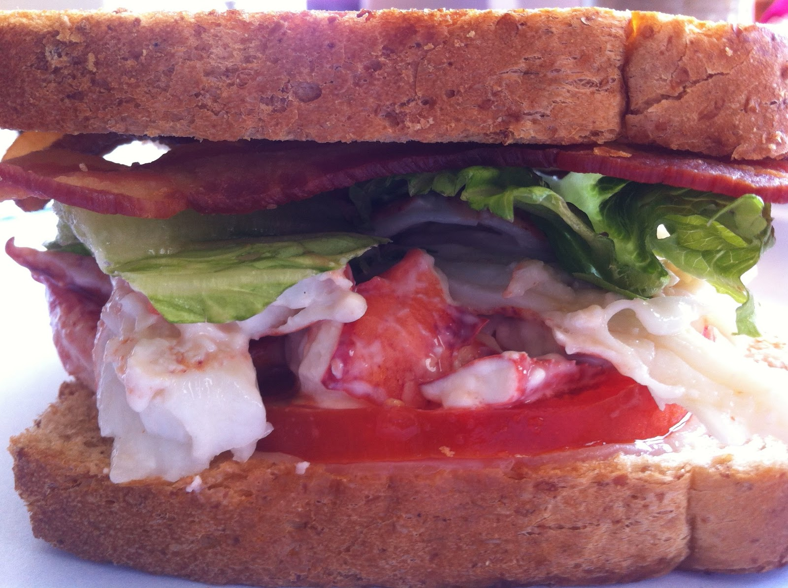 Lobster Club Sandwich Recipe | Maine-ly Lobster