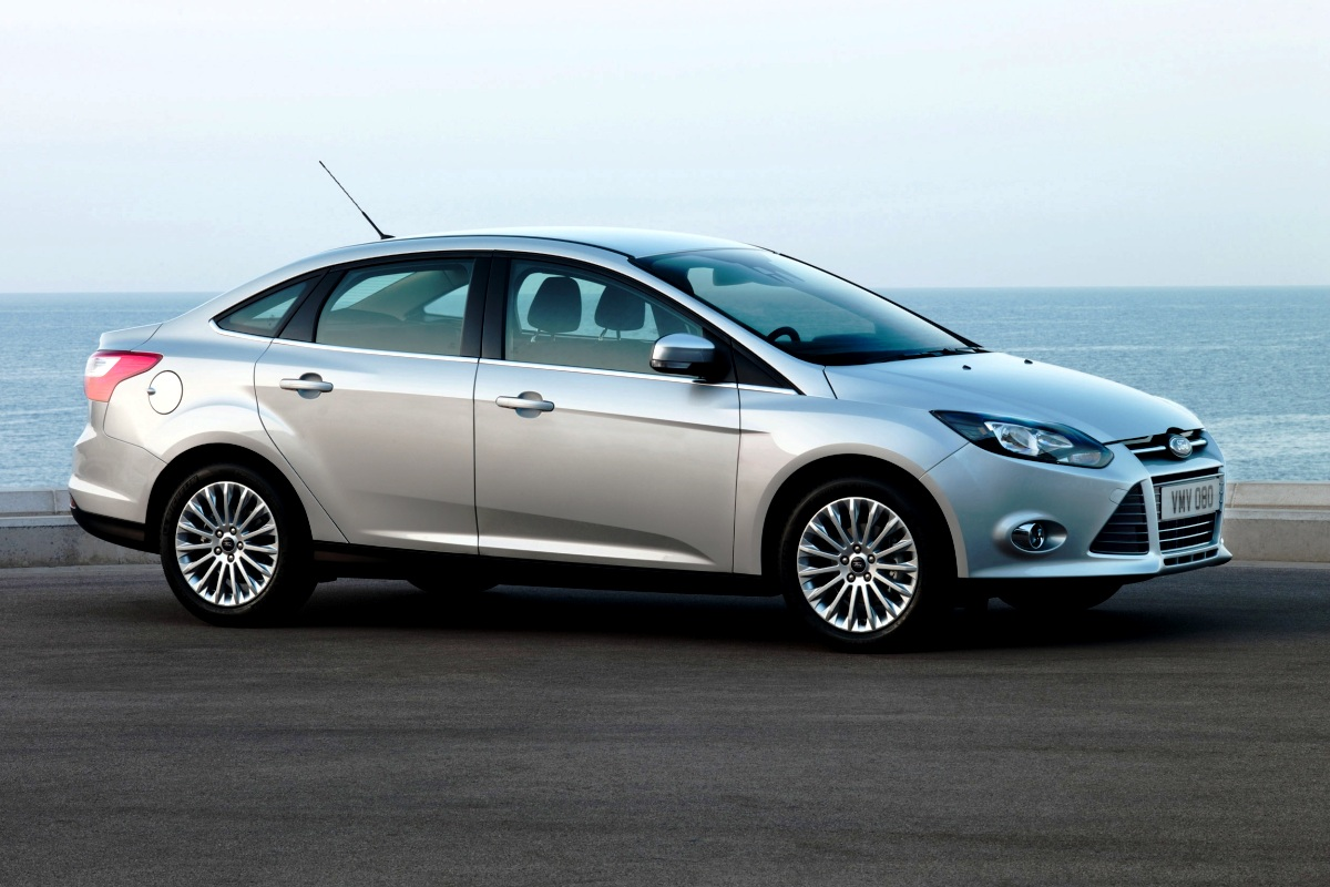 Ford All New Focus 2012