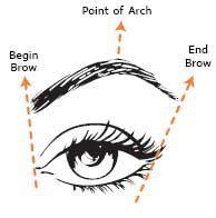 how to shape your eyebrows, eyebrow shaping