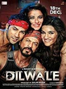 Dilwale (2015) Movie Poster
