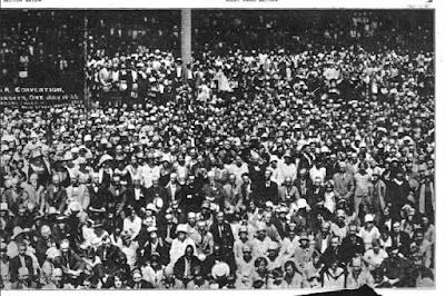 Из Вестника Свидетелей Иеговы 1927 года о конгрессе в Торонто_JW_4