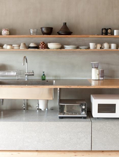 Querido ref gio blog de decora o microondas x cozinha for Modern japanese kitchen design by toyo kitchen