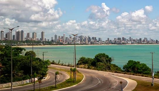 Praia do Cabo Branco - João Pessoa-PB - Foto: Fábio Fernandes
