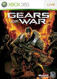 cover xbox360 du jeu gears of war