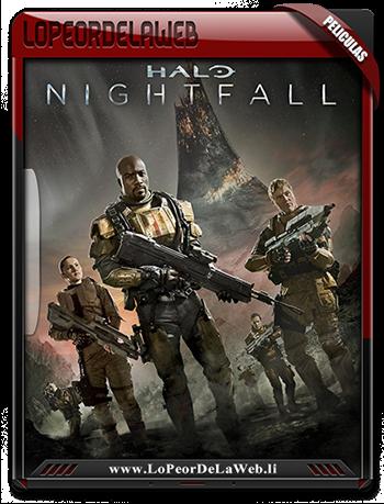 Halo: Nightfall (2014) BDRip Español Latino
