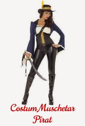 Costum Muschetar Pirat