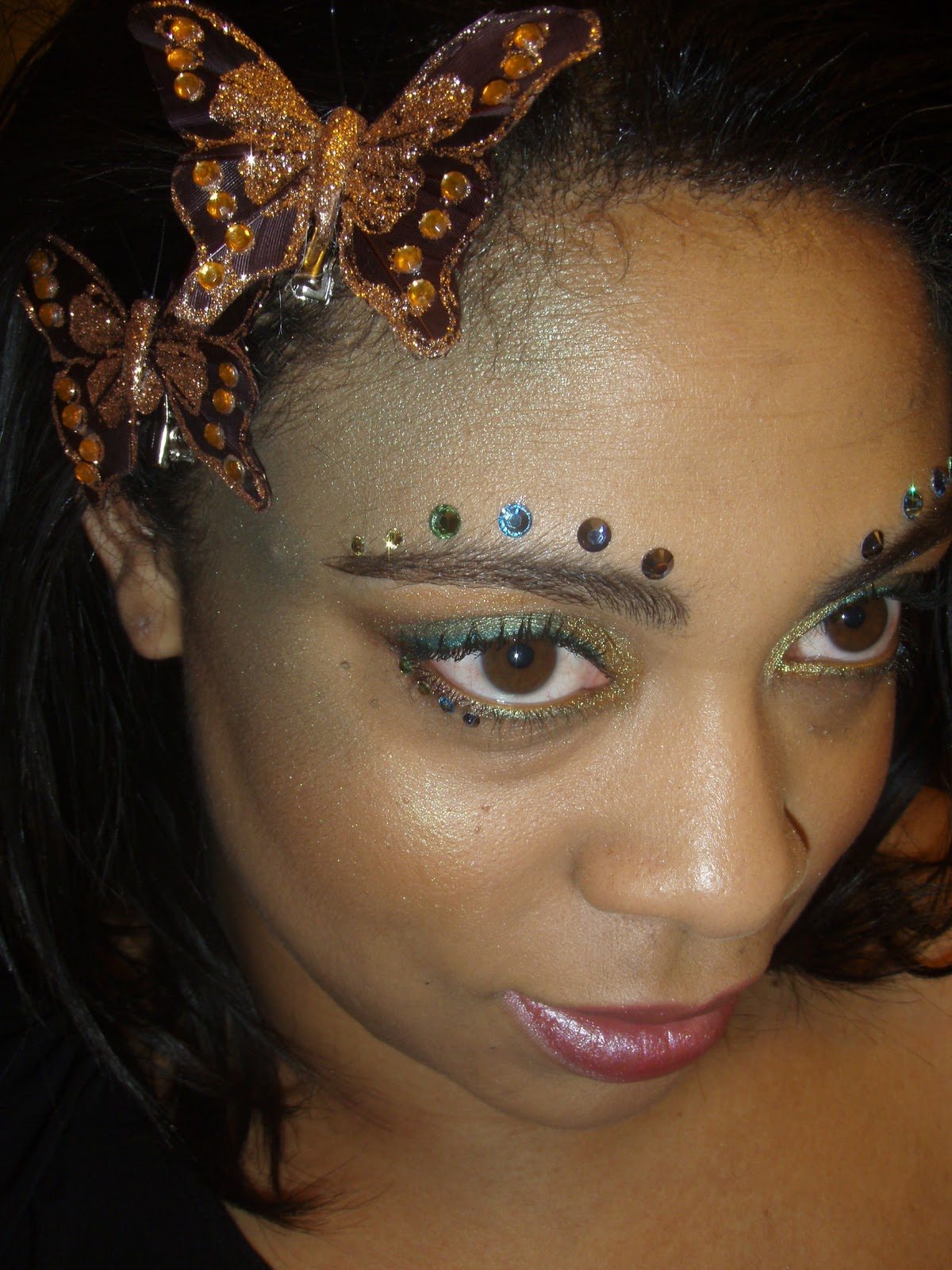 So Glam I Am...: Mother Nature, Nymph, Forest Fairy