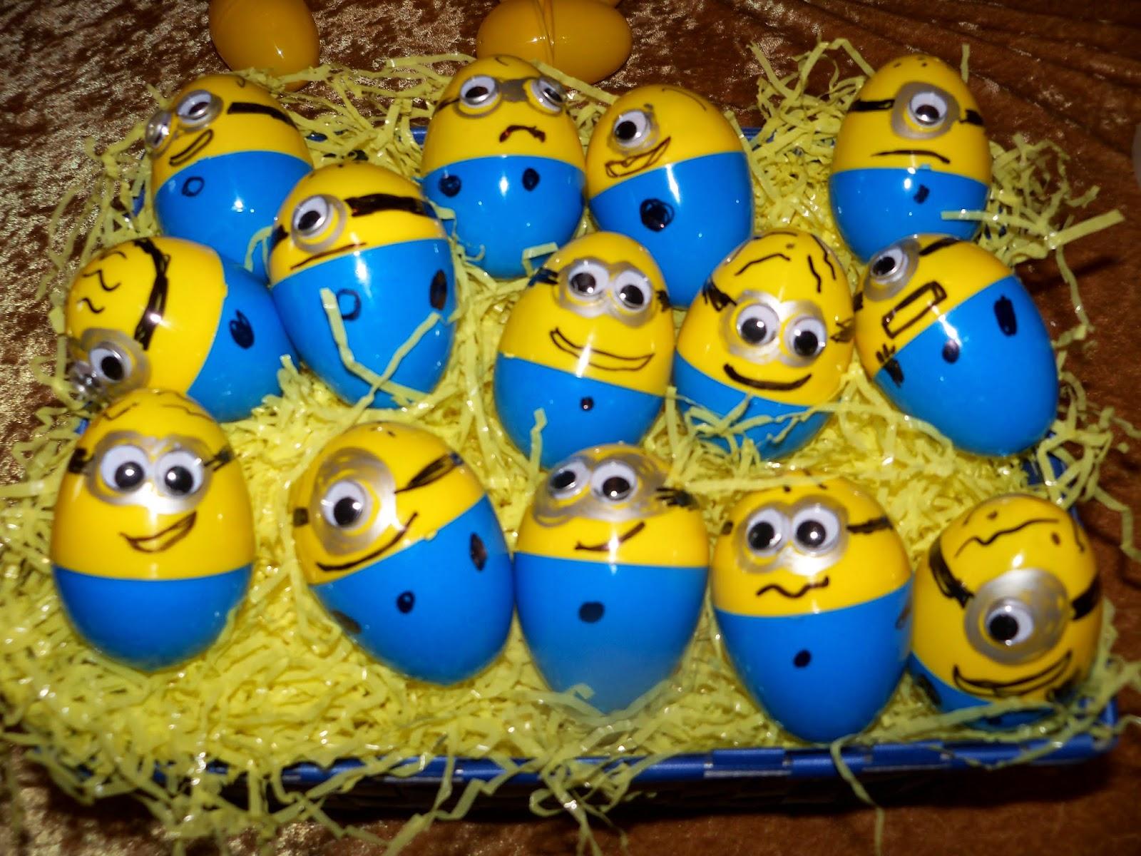 Egg Character Design Ideas : Cyndaverse these minion eggs make me happy