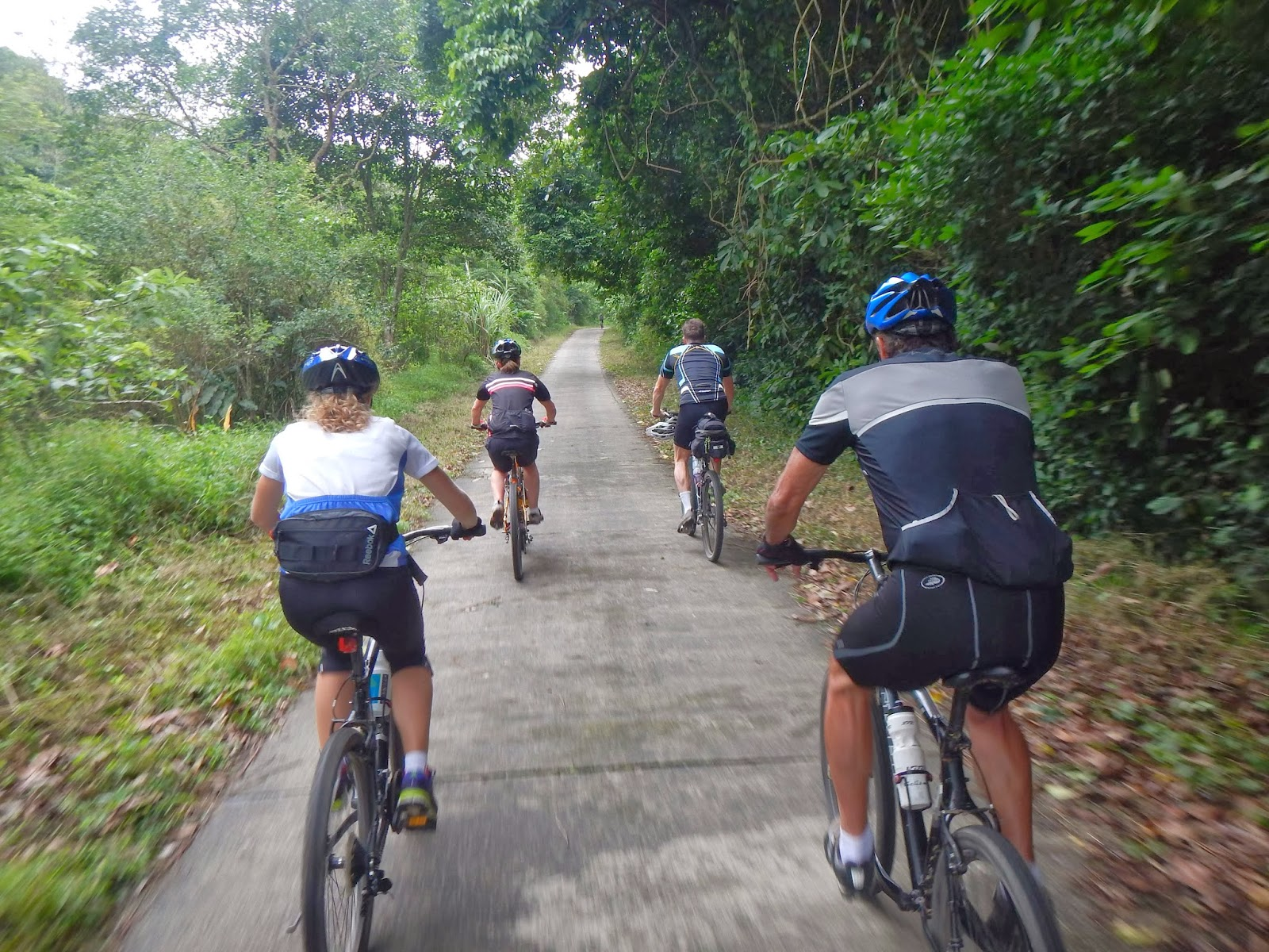 Image result for cycling in cuc phuong national park