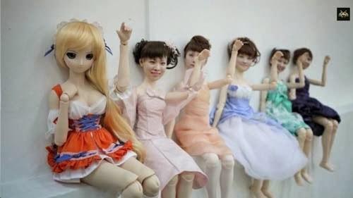 Boneka Kloning