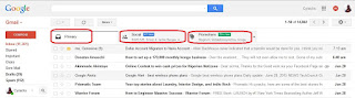 How To Arrange Mails In The Right Category Tabs in Your Gmail Inbox