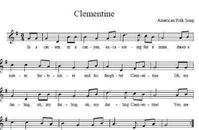 partituras, faciles,sencillas, musica facil, notas faciles, principiantes flauta sax trompeta
