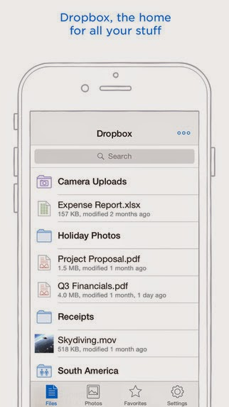 Download Dropbox free for android and ios apk 2.4.7.18