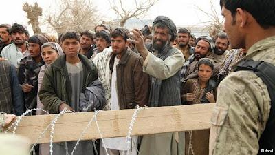 Massacre pode abalar ainda mais as relações entre EUA e Afeganistão