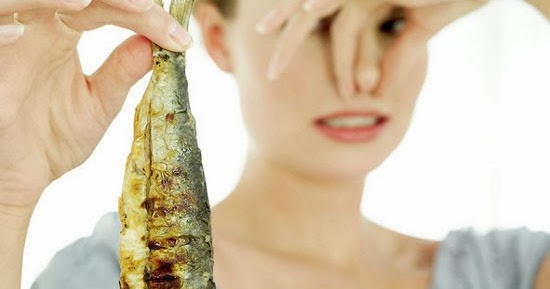 Как сделать тухлую рыбу