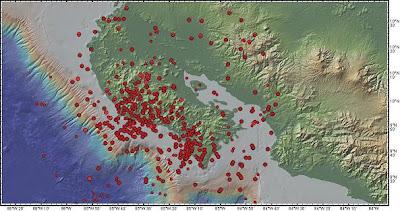 Terremotos Costa Rica agosto 2012