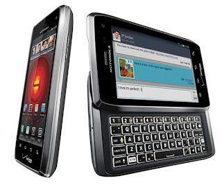 Motorola Droid 4 ominaisuudet