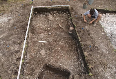 Ancient burial site found in Eastern Russia