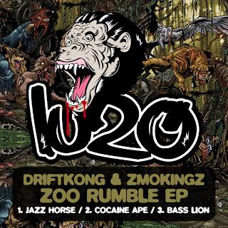 Drifkong Zmokingz Zoo Rumble Ep