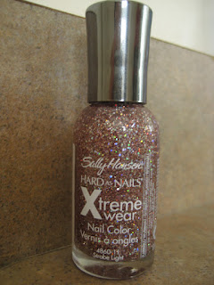 Sally Hansen Xtreme Wear nail polish Strobe Light