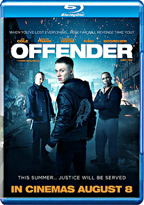 Filme Poster Offender BRRip XviD & RMVB Legendado