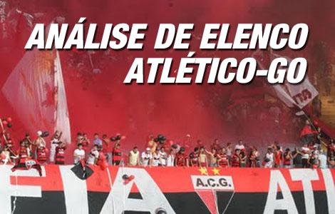 Análise de elenco do Atlético-Go para o Campeonato Brasileiro 2012
