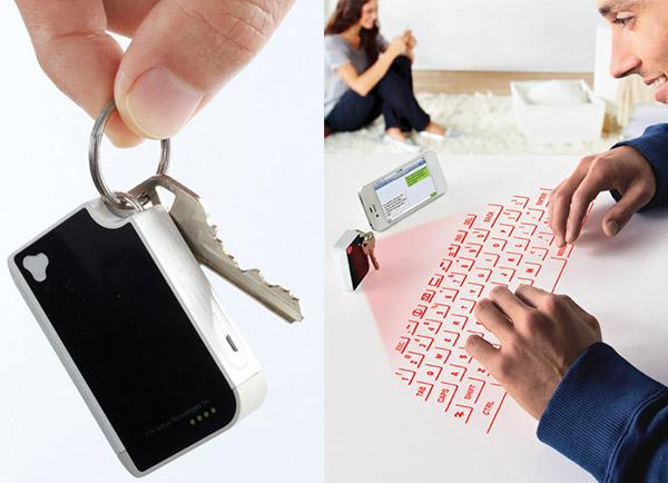 Keyboard Keychain