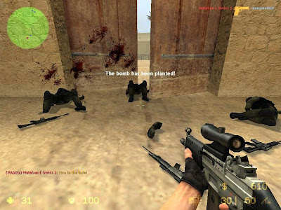Counter Strike 1.8 Games